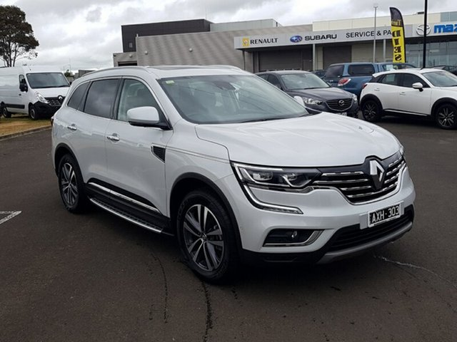Discounted Demonstrator, Demo, Near New Renault Koleos Intens X-tronic, Warrnambool East, 2018 Renault Koleos Intens X-tronic Wagon