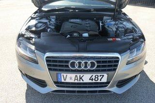 2009 Audi A4 Sedan.