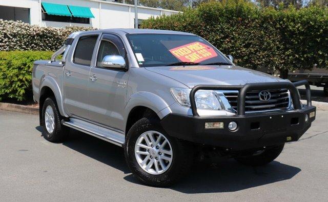 Used Toyota Hilux SR5 Double Cab, Acacia Ridge, 2014 Toyota Hilux SR5 Double Cab GGN25R MY14 Utility