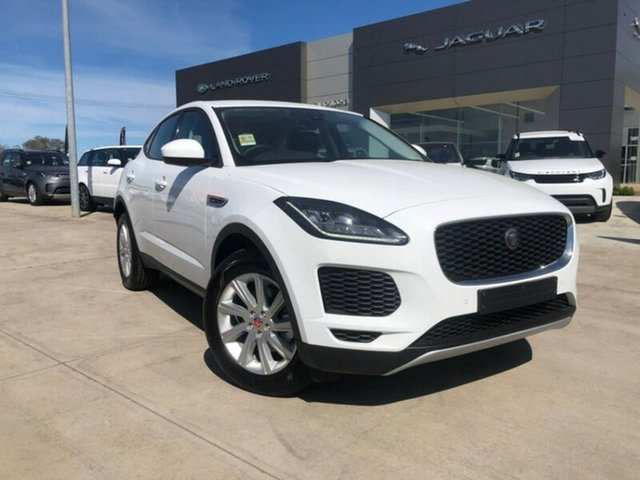 Demonstrator, Demo, Near New Jaguar E-PACE D150 AWD S, Lavington, 2018 Jaguar E-PACE D150 AWD S Wagon