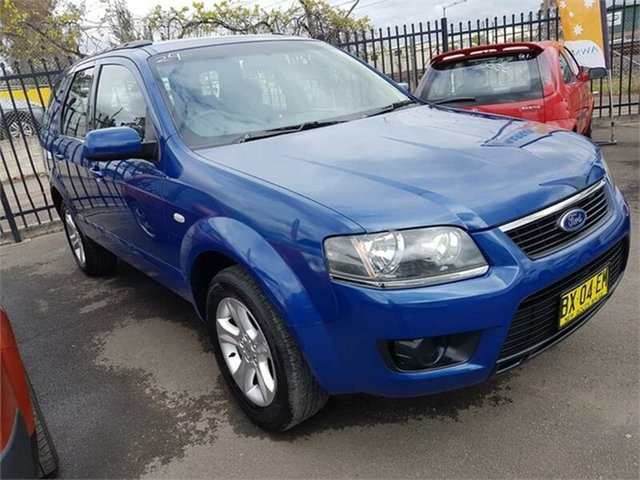 Used Ford Territory, Campbelltown, 2010 Ford Territory Wagon