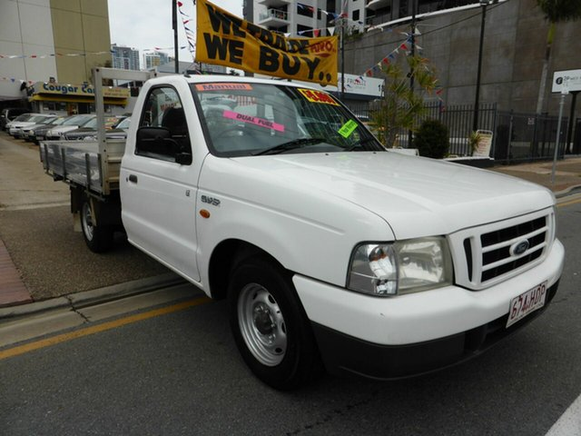 Used Ford Courier GL, Southport, 2004 Ford Courier GL Cab Chassis