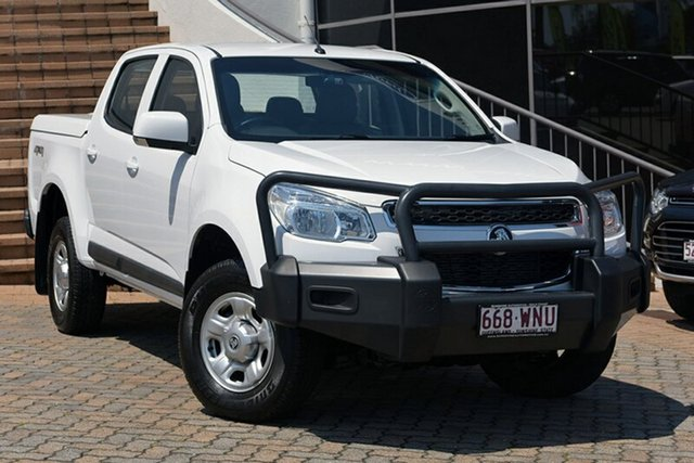 Discounted Used Holden Colorado LS Crew Cab, Southport, 2016 Holden Colorado LS Crew Cab Utility