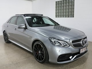 2014 Mercedes-Benz E63 AMG SPEEDSHIFT MCT S Sedan.