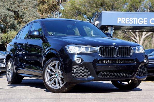 Used BMW X4 xDrive20i Steptronic, Balwyn, 2015 BMW X4 xDrive20i Steptronic Wagon