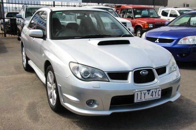 Used Subaru Impreza WRX AWD, Cheltenham, 2006 Subaru Impreza WRX AWD Sedan