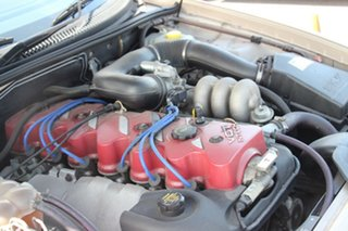 1999 Ford Fairlane Ghia Sedan.