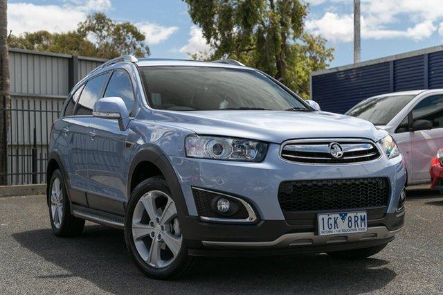 Used Holden Captiva 7 LTZ (AWD), Oakleigh, 2015 Holden Captiva 7 LTZ (AWD) CG MY15 Wagon