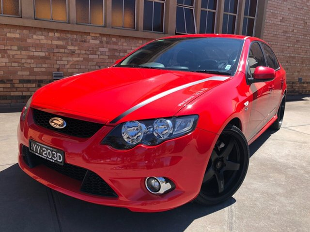 Used Ford Performance Vehicles GS Boss 315, Cheltenham, 2010 Ford Performance Vehicles GS Boss 315 Sedan