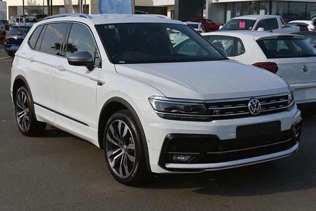 New Volkswagen Tiguan 140TDI Highline DSG 4MOTION Allspace, Southport, 2018 Volkswagen Tiguan 140TDI Highline DSG 4MOTION Allspace Wagon