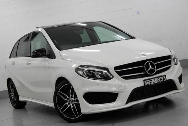 Used Mercedes-Benz B250 DCT 4MATIC, Southport, 2017 Mercedes-Benz B250 DCT 4MATIC Hatchback