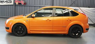 2007 Ford Focus XR5 Turbo Hatchback.