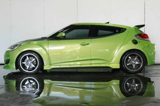2012 Hyundai Veloster + Coupe D-CT Hatchback.