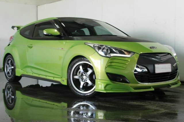 Used Hyundai Veloster + Coupe D-CT, Underwood, 2012 Hyundai Veloster + Coupe D-CT Hatchback