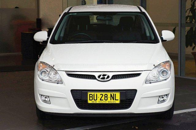 Used Hyundai i30 SLX, Southport, 2009 Hyundai i30 SLX Hatchback