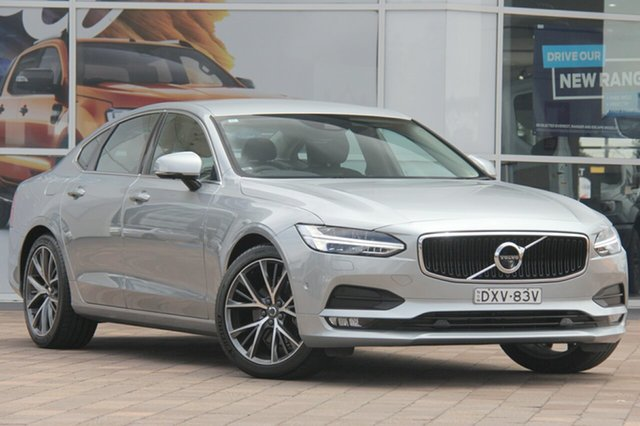 Discounted Used Volvo S90 D4 Geartronic Momentum, Southport, 2018 Volvo S90 D4 Geartronic Momentum Sedan