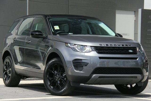 Demonstrator, Demo, Near New Land Rover Discovery Sport Si4 177kW SE, Southport, 2017 Land Rover Discovery Sport Si4 177kW SE SUV