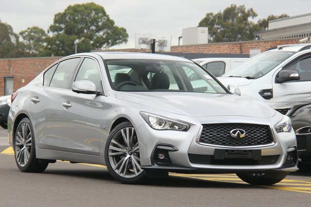 Discounted New Infiniti Q50 Sport, Warwick Farm, 2018 Infiniti Q50 Sport Sedan