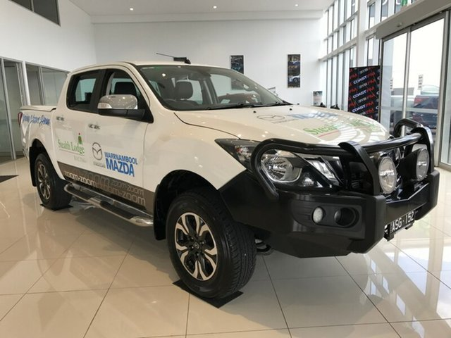 Used Mazda BT-50 GT, Warrnambool East, 2017 Mazda BT-50 GT Utility