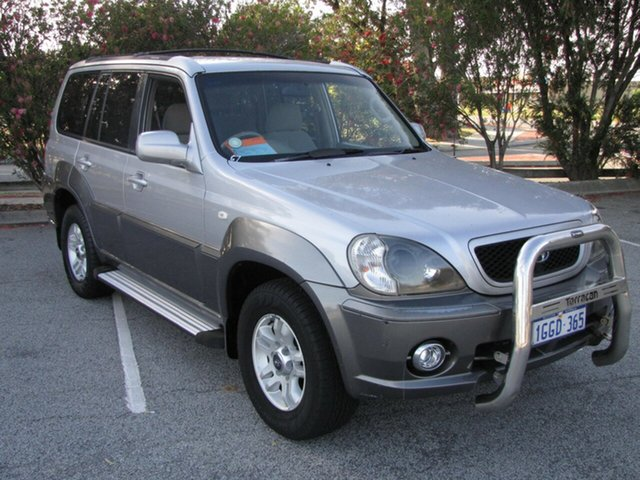 Used Hyundai Terracan, Maddington, 2004 Hyundai Terracan Wagon