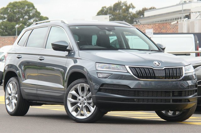 Discounted Demonstrator, Demo, Near New Skoda Karoq 110TSI FWD, Warwick Farm, 2018 Skoda Karoq 110TSI FWD Wagon