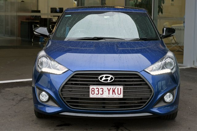 Used Hyundai Veloster Street Coupe D-CT, Southport, 2016 Hyundai Veloster Street Coupe D-CT Hatchback