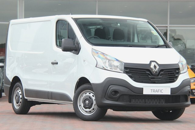 Discounted Demonstrator, Demo, Near New Renault Trafic 85kW Low Roof SWB, Southport, 2018 Renault Trafic 85kW Low Roof SWB Van