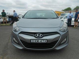 2012 Hyundai i30 Active Hatchback.