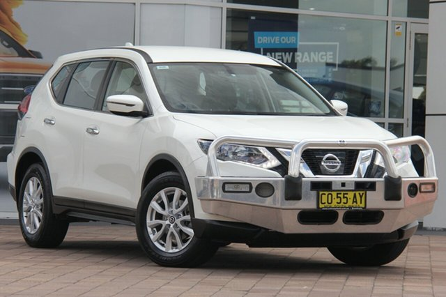 Used Nissan X-Trail ST X-tronic 2WD, Southport, 2017 Nissan X-Trail ST X-tronic 2WD SUV