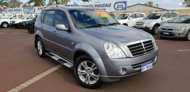 Discounted Used Ssangyong Rexton RX270, East Bunbury, 2012 Ssangyong Rexton RX270 Wagon