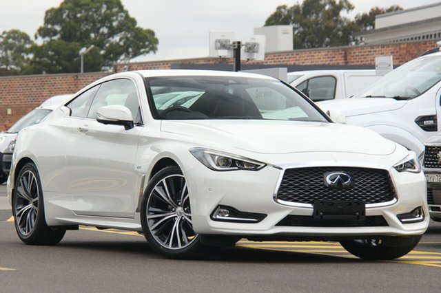 Discounted New Infiniti Q60 Pure, Warwick Farm, 2018 Infiniti Q60 Pure Coupe