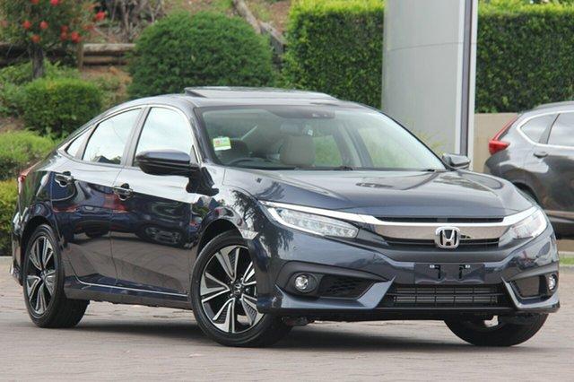Discounted New Honda Civic VTI-LX, Southport, 2018 Honda Civic VTI-LX Sedan