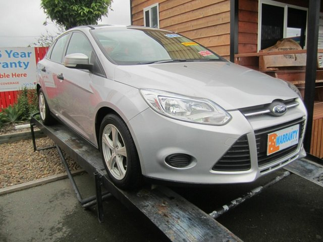 Used Ford Focus Ambiente, Capalaba, 2012 Ford Focus Ambiente Sedan