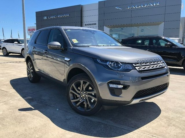 Demonstrator, Demo, Near New Land Rover Discovery Sport SD4 HSE, Lavington, 2017 Land Rover Discovery Sport SD4 HSE Wagon
