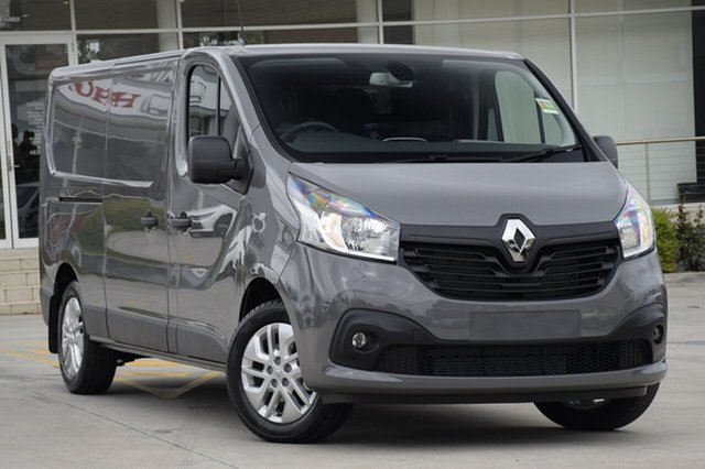 New Renault Trafic, Southport, 2018 Renault Trafic