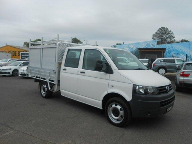 Used Volkswagen Transporter TDI400 LWB DSG, Nowra, 2012 Volkswagen Transporter TDI400 LWB DSG Cab Chassis