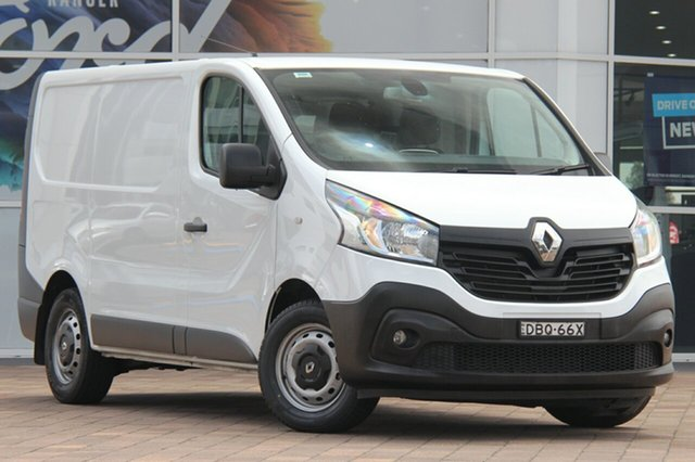 Used Renault Trafic 103KW Low Roof SWB, Southport, 2015 Renault Trafic 103KW Low Roof SWB Van