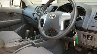 2012 Toyota Hilux SR (4x4) Dual Cab Pick-up.