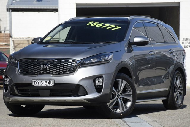 Demonstrator, Demo, Near New Kia Sorento GT-Line, Brookvale, 2018 Kia Sorento GT-Line Wagon