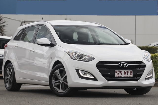 Used Hyundai i30 Active Tourer, Beaudesert, 2015 Hyundai i30 Active Tourer Wagon