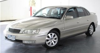 2004 Holden Statesman V6 Sedan.