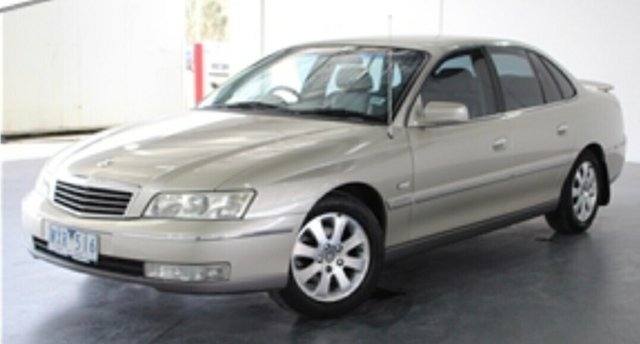 Used Holden Statesman V6, Glen Waverley, 2004 Holden Statesman V6 Sedan
