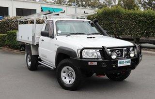 Used Nissan Patrol DX, Acacia Ridge, 2014 Nissan Patrol DX Y61 Series 4 MY14 Cab Chassis