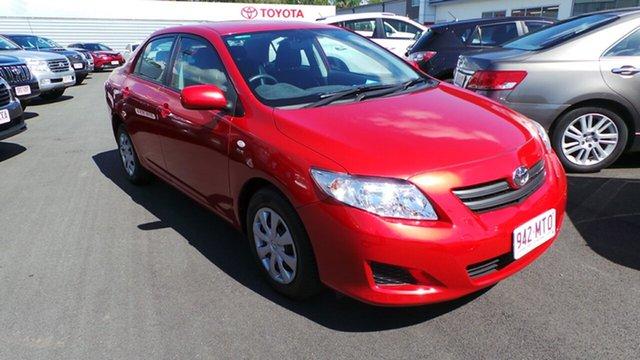 Used Toyota Corolla Ascent, Morayfield, 2009 Toyota Corolla Ascent Sedan