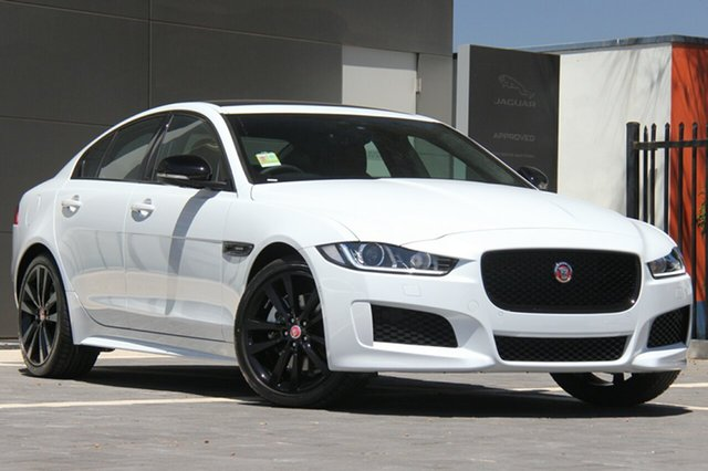 Jaguar XE 20t Landmark, Campbelltown, 2018 Jaguar XE 20t Landmark Sedan