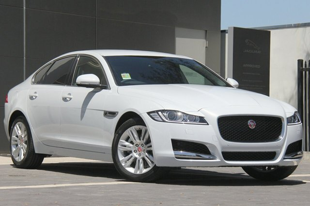 Discounted New Jaguar XF 20t Prestige, Campbelltown, 2018 Jaguar XF 20t Prestige Sedan