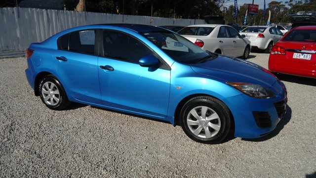 Used Mazda 3 Neo Activematic, Seaford, 2009 Mazda 3 Neo Activematic Sedan