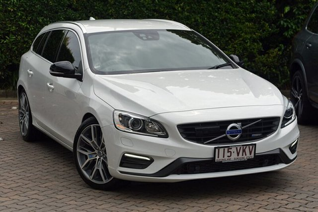 Used Volvo V60 T5 Geartronic R-Design, Southport, 2014 Volvo V60 T5 Geartronic R-Design Wagon