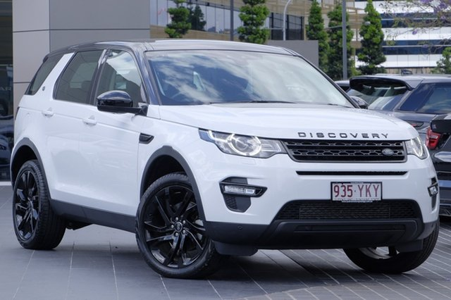 Used Land Rover Discovery Sport Td4 HSE, Newstead, 2016 Land Rover Discovery Sport Td4 HSE Wagon