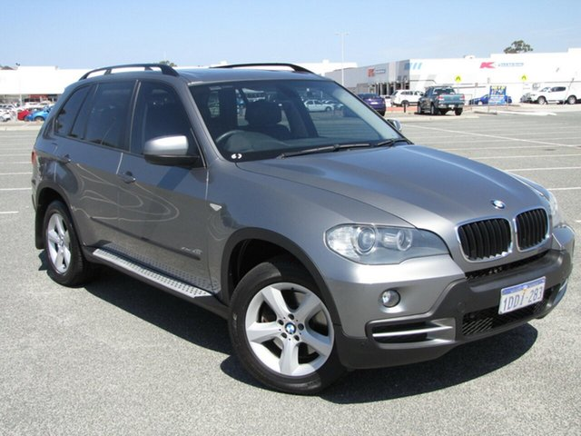 Used BMW X5 xDrive30d Steptronic, Maddington, 2009 BMW X5 xDrive30d Steptronic Wagon